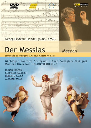 Handel: Der Messias (2004) (NTSC Version) (Retail / Rental)