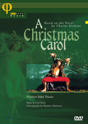 A Christmas Carol: The Northern Ballet Theatre (Retail / Rental)