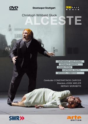 Alceste: Staatsoper Stuttgart (Carydis) (2006) (NTSC Version) (Retail / Rental)