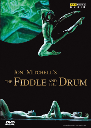Joni Mitchell: The Fiddle and the Drum (2008) (Retail / Rental)