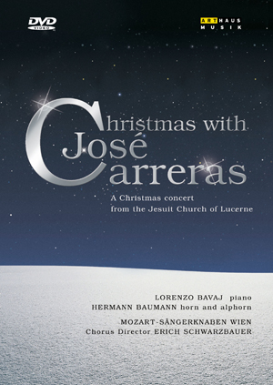 Jose Carreras: Christmas With Jose Carreras (1991) (Retail / Rental)