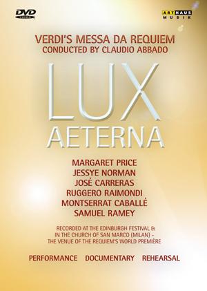 Lux Aeterna: Edinburgh Festival/Church of San Marco (Abbado) (1986) (Retail / Rental)