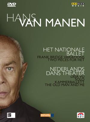 Hans Van Manen: Six Ballets (2007) (Retail / Rental)