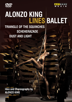 Alonzo King/Lines Ballet: Triangle of the Squinches/... (2011) (NTSC Version) (Retail / Rental)