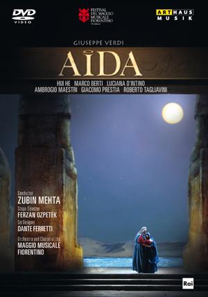 Aida: Teatro Maggio Musicale Fiorentino (Mehta) (2011) (NTSC Version) (Retail / Rental)
