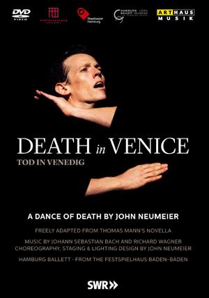 Death in Venice: Hamburg Ballett (Neumeier) (2004) (NTSC Version) (Retail / Rental)