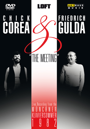 Chick Corea and Friedrich Gulda: The Meeting (1982) (NTSC Version) (Retail / Rental)