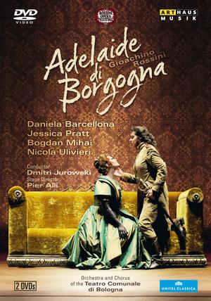 Adelaide Di Borgogna: Rossini Opera Festival (Jurowski) (2011) (NTSC Version) (Retail / Rental)