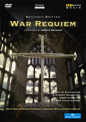 Britten: War Requiem (Nelsons) (2012) (NTSC Version) (Retail / Rental)