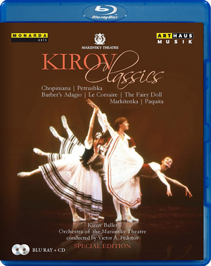Kirov Classics (Blu-ray) (with Audio CD) (Retail Only)