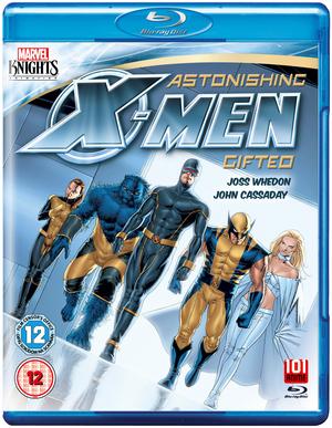 Astonishing X-Men: Gifted (2009) (Blu-ray) (Retail / Rental)