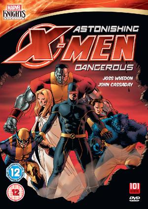 Astonishing X-Men: Dangerous (2012) (Retail / Rental)