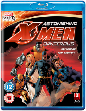 Astonishing X-Men: Dangerous (2012) (Blu-ray) (Retail / Rental)