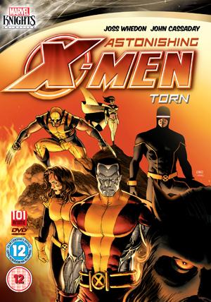 Astonishing X-Men: Torn (2012) (Retail / Rental)