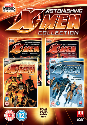 Astonishing X-Men: Collection (2012) (Box Set) (Retail / Rental)