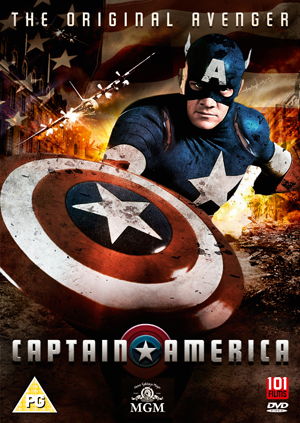 Captain America (1990) (Retail / Rental)