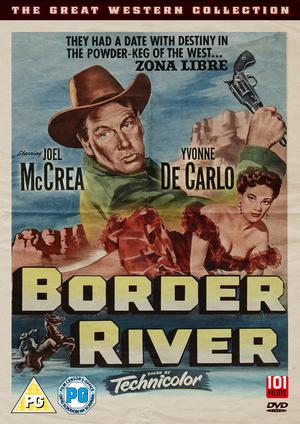 Border River (1954) (Retail / Rental)