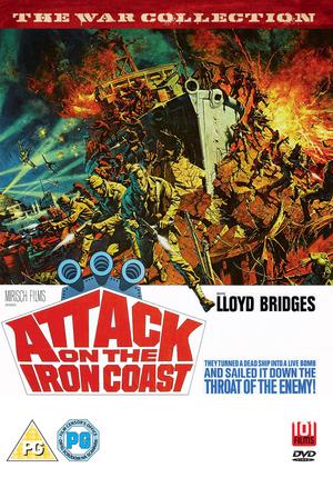 Attack On the Iron Coast (1968) (Retail / Rental)