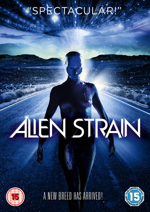 Alien Strain (2014) (Retail / Rental)