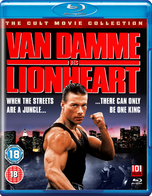 Lionheart (1990) (Blu-ray) (Retail / Rental)
