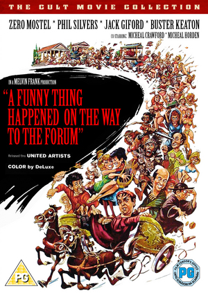 A Funny Thing Happened On the Way to the Forum (1966) (Retail / Rental)