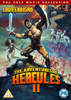 The Adventures of Hercules II (1985) (Retail / Rental)