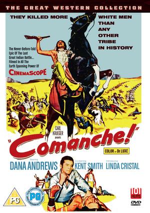Comanche (1956) (Retail / Rental)