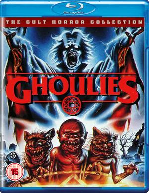 Ghoulies (1985) (Blu-ray) (Retail / Rental)