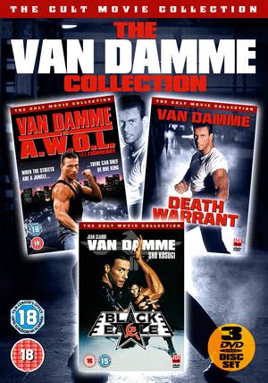 The Van Damme Collection (1990) (Box Set) (Retail / Rental)