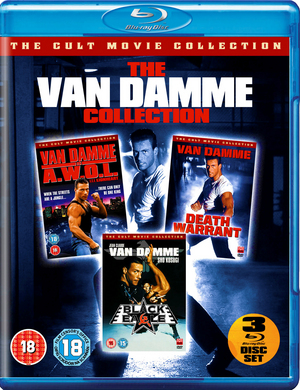 The Van Damme Collection (1990) (Blu-ray) (Box Set) (Retail / Rental)