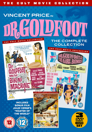The Dr. Goldfoot Collection (1966) (Box Set) (Retail / Rental)