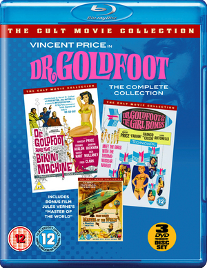 The Dr. Goldfoot Collection (1966) (Blu-ray) (Retail / Rental)
