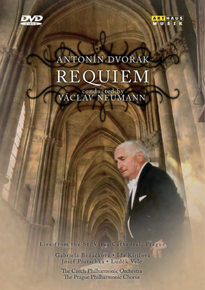 Dvorák: Requiem (Neumann) (1988) (NTSC Version) (Retail / Rental)