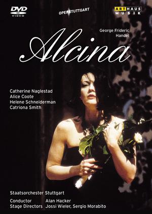 Alcina: Staatsoper Stuttgart (Hacker) (1999) (Retail / Rental)