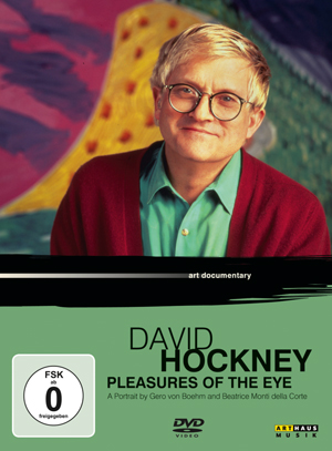 David Hockney: Pleasures of the Eye (1997) (Retail / Rental)