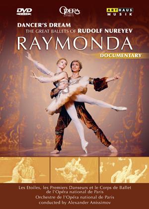 Dancer's Dream: The Great Ballets of Rudolf Nureyev - Raymonda (1999) (Retail / Rental)