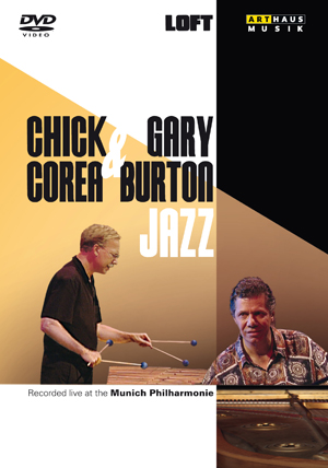 Chick Corea and Gary Burton (1997) (NTSC Version) (Retail / Rental)