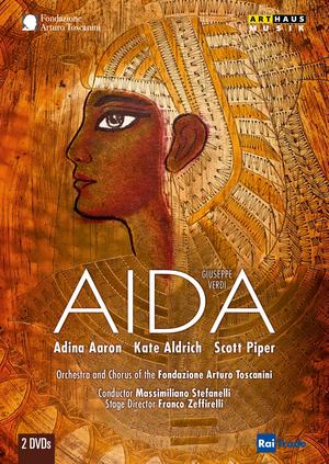 Aida: Teatro Giuseppe Verdi (Stefanelli) (2001) (NTSC Version) (Retail / Rental)