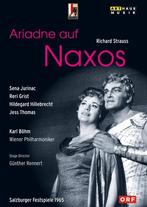 Ariadne Auf Naxos: Wiener Philharmoniker (Böhm) (1965) (NTSC Version) (Retail / Rental)