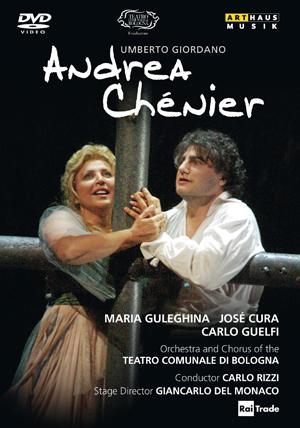 Andrea Chenier: Teatro Communale Di Bologna (Rizzi) (2006) (NTSC Version) (Retail / Rental)