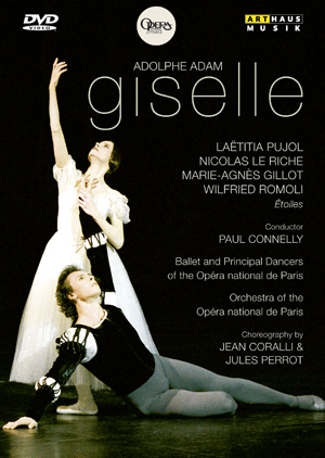 Giselle: Ballet De L'Opera National De Paris (2006) (NTSC Version) (Retail / Rental)