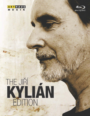 The Jirí Kylián Edition (2011) (Blu-ray) (Retail / Rental)