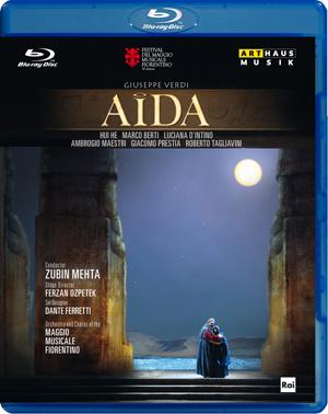 Aida: Teatro Maggio Musicale Fiorentino (Mehta) (2011) (Blu-ray) (Retail / Rental)