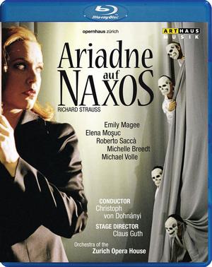 Ariadne Auf Naxos: Zurich Opera House (Von Dohnányi) (2006) (Blu-ray) (Retail / Rental)