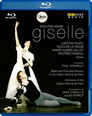 Giselle: Ballet De L'Opera National De Paris (2006) (Blu-ray) (Retail / Rental)