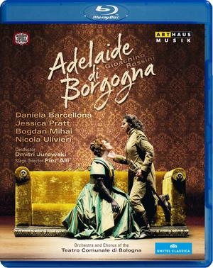 Adelaide Di Borgogna: Rossini Opera Festival (Jurowski) (2011) (Blu-ray) (Retail / Rental)