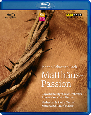 Bach: Matthaus Passion (Fischer) (2012) (Blu-ray) (Retail / Rental)