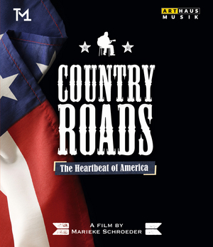 Country Roads - The Hearbeat of America (Blu-ray) (Retail / Rental)