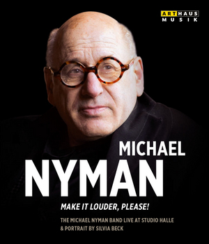 Michael Nyman: Make It Louder, Please! (2010) (Retail / Rental)