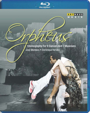 Orpheus (2010) (Blu-ray) (Retail / Rental)